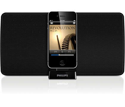 iPod、iPhone で音楽を楽しむ