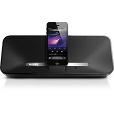 AD385/12  Sistema docking con altoparlanti Bluetooth®