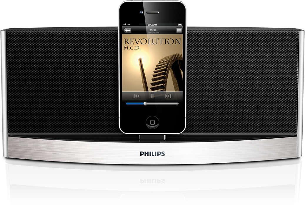 iPod/iPhone cihazınızdan müzik dinleyin