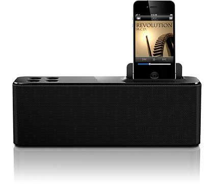 Vychutnajte si hudbu zo zariadenia iPod/iPhone
