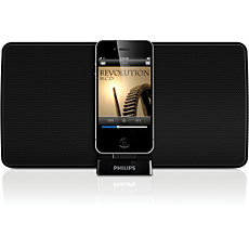 AD530/05  docking speaker with Bluetooth®