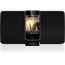 AD530/05  docking speaker with Bluetooth®