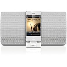 AD533/05  Docking speaker met Bluetooth