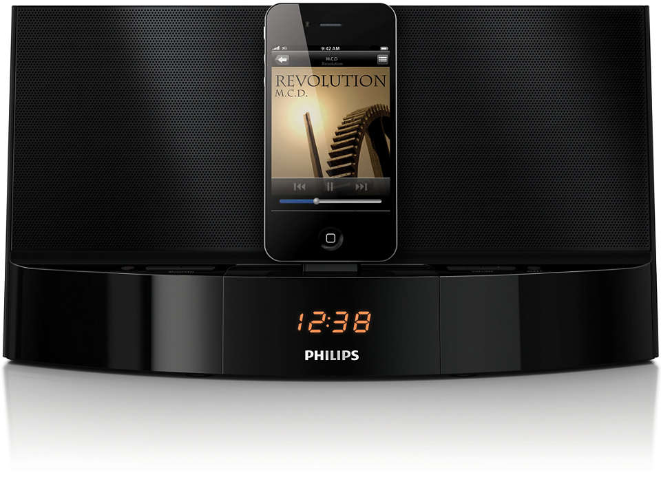 Écoutez la musique depuis votre iPod/iPhone
