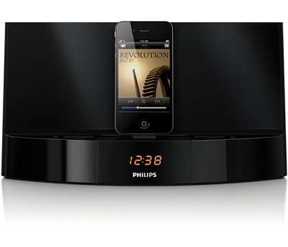 Muzyka z urządzenia iPod/iPhone