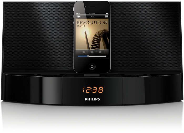 Música do seu iPod/iPhone