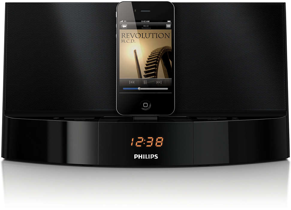 Hudba pre váš iPod/iPhone