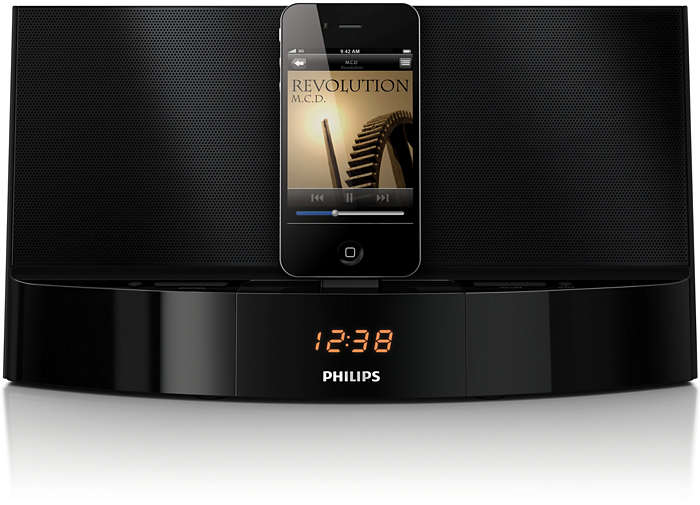 Muusika iPodist või iPhone'ist