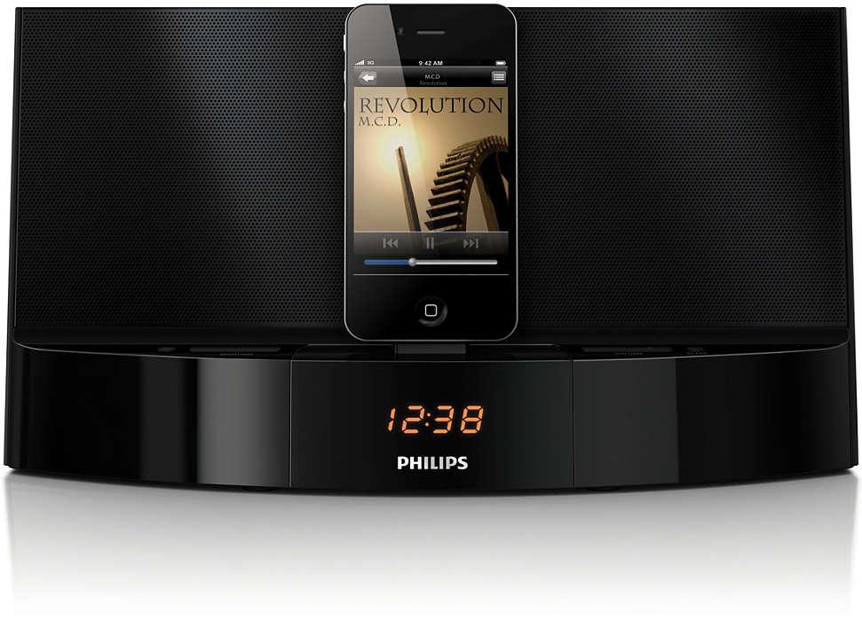 Musik från din iPod/iPhone