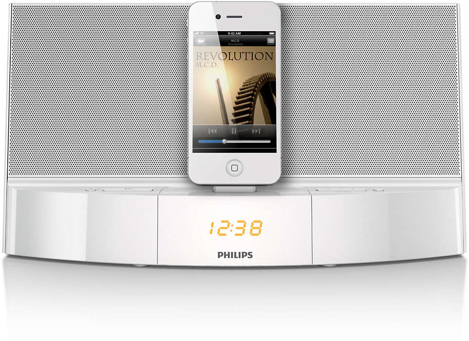 Musiikkia iPodista/iPhonesta