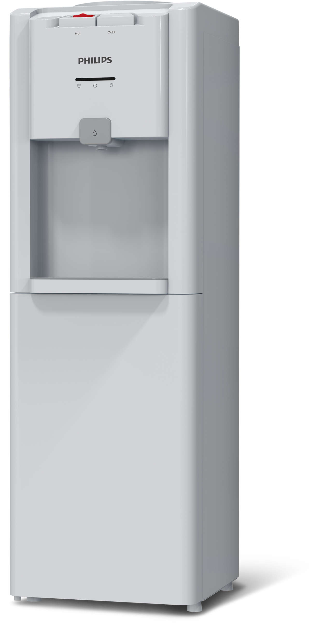 Cold and hot water made easy