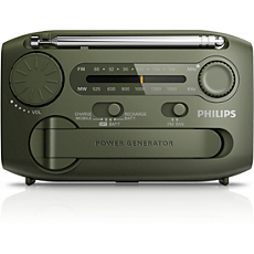 AE1120/00  Portable Radio