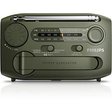 AE1125/12 -    Přenosné rádio