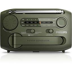 Портативний радіоприймач