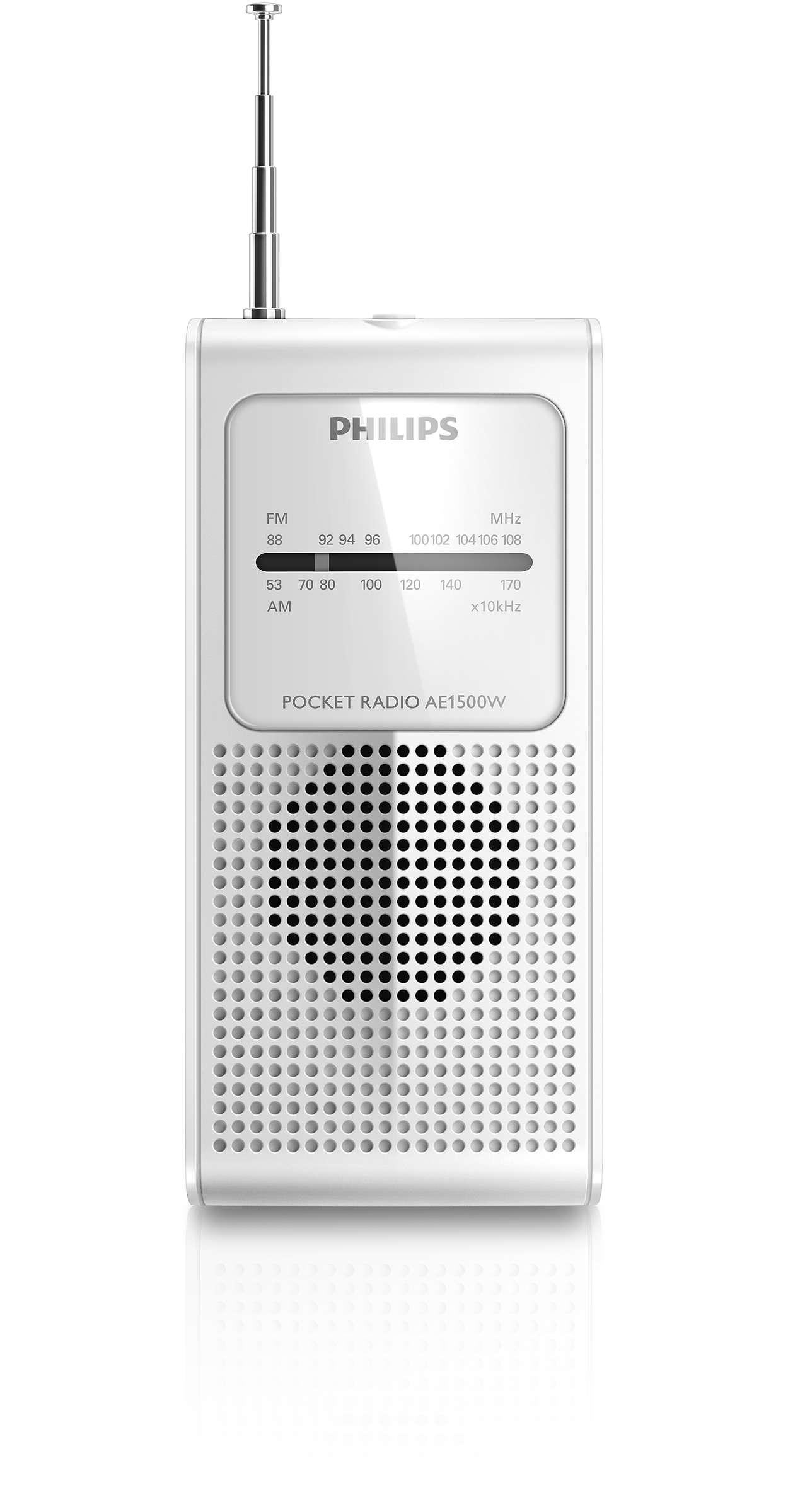 Radio de poche