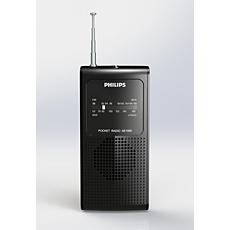 AE1500/00  Přenosné rádio