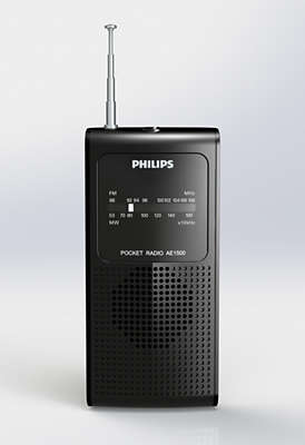 Portable Radio AE1500 37  Philips