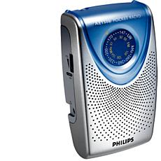 AE1506/00Z  Rádio Portátil