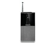 AE1530/00  Rádio portátil