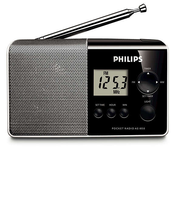 Радио в движение