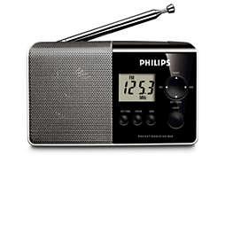 Radio portátil