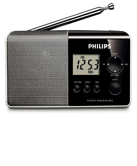 Radio za uporabu u pokretu
