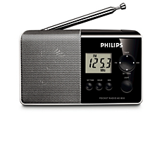 AE1850/00 -    Przenośne radio