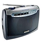 Hordozható rádió