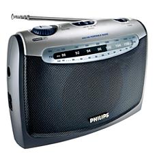 AE2160/00C  Nešiojamasis radijas