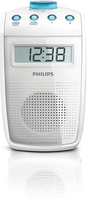 badezimmer-radio ae2330/00 | philips