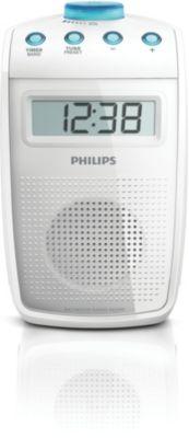 Außergewöhnlich Badezimmer Radio