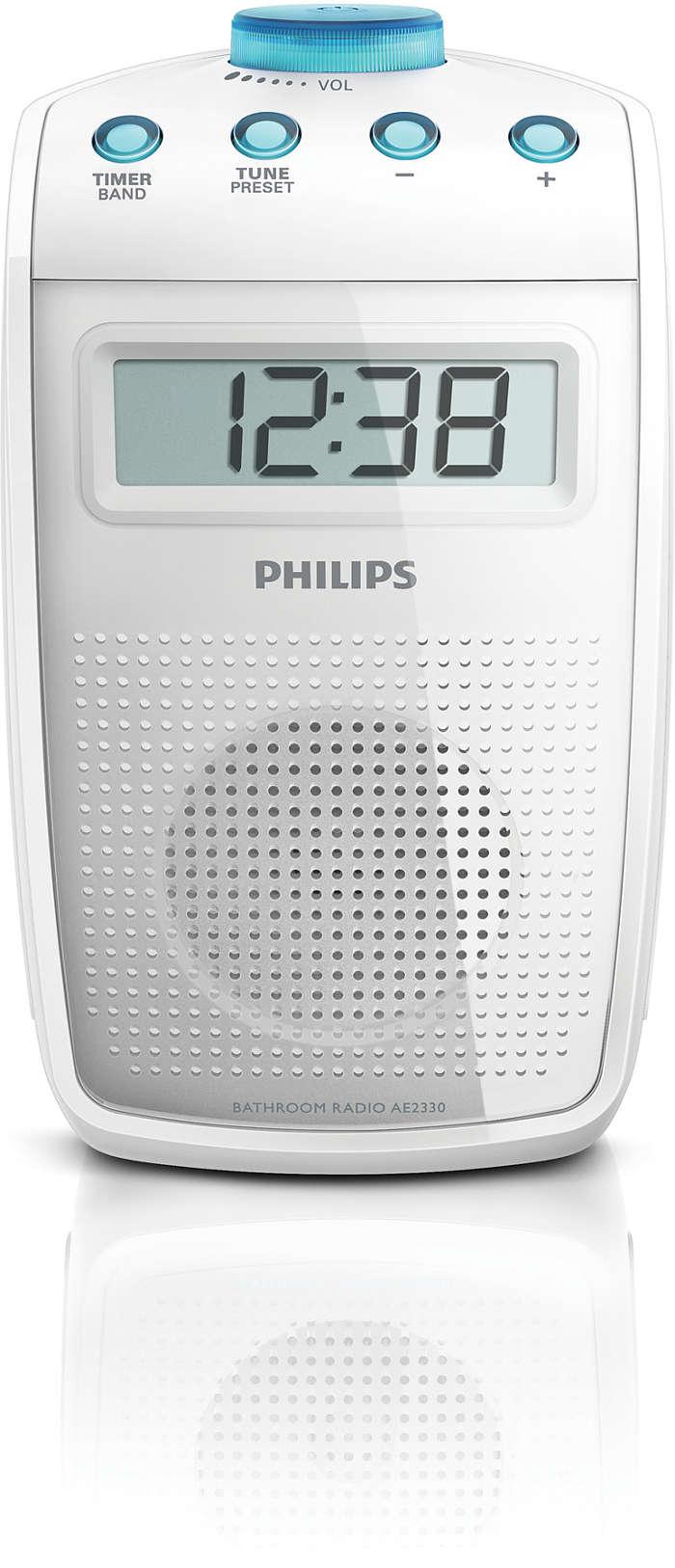 Bathroom Radio