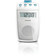 AE2330/00  Radio para el cuarto de baño