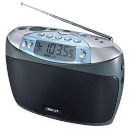 Φορητό ραδιόφωνο