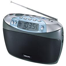 AE2380/00 -    Rádio Portátil