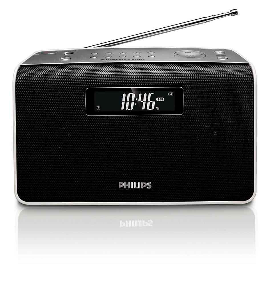 Desfrute das suas rádios favoritas