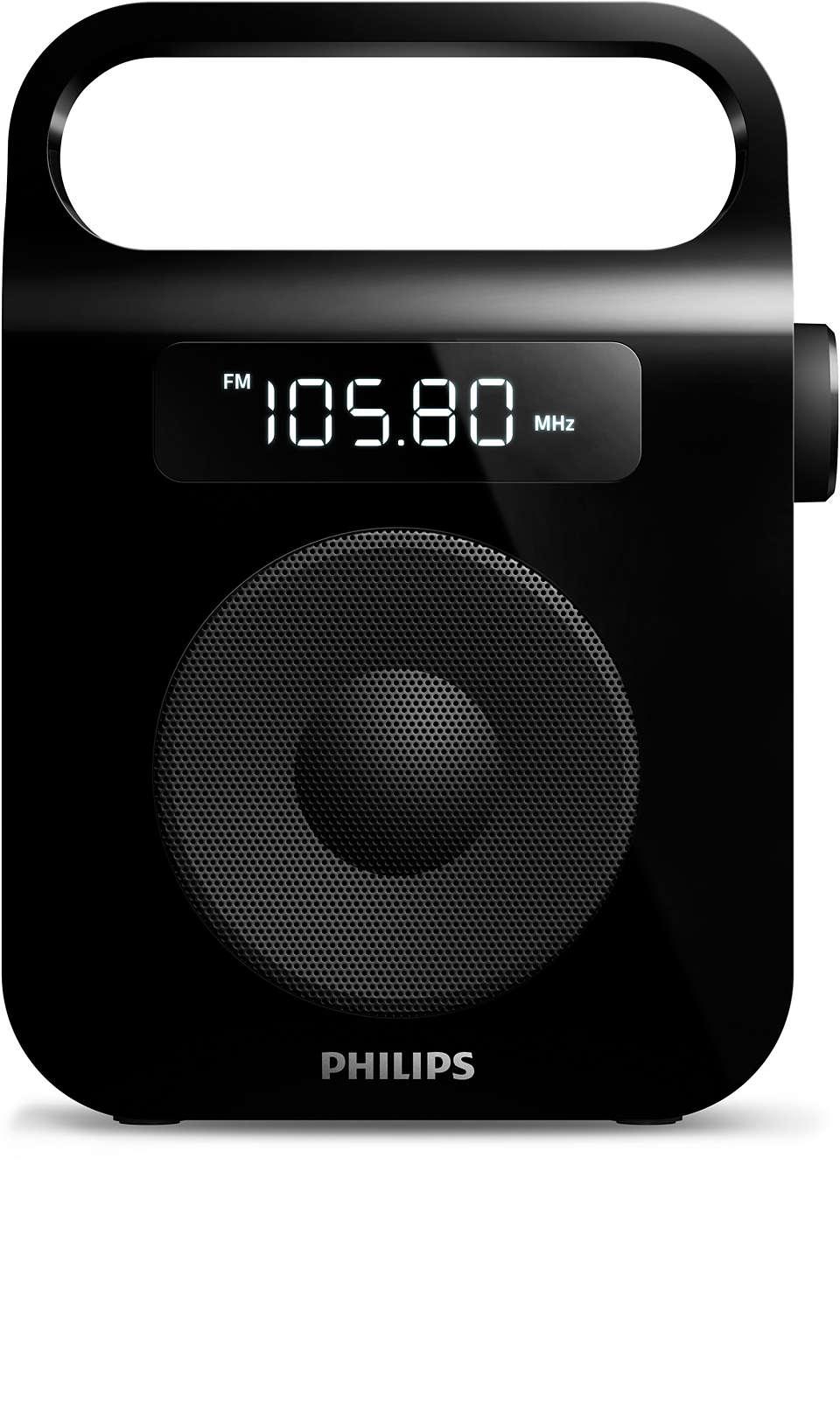 Enjoy your favourite radio