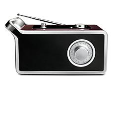 AE2730/12  Przenośne radio