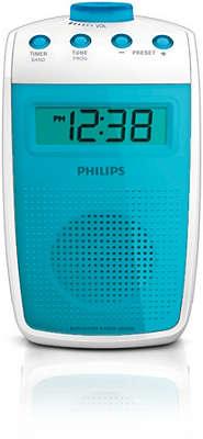 Bathroom Radio bathroom radio ae3300/00 | philips