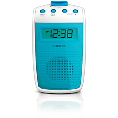 AE3300/00  Radio para el cuarto de baño
