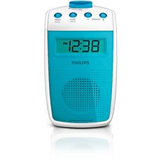 AE3300/00 -    Radioodbiornik łazienkowy