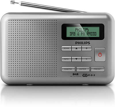 Radio: Portable Radio AE5010/05