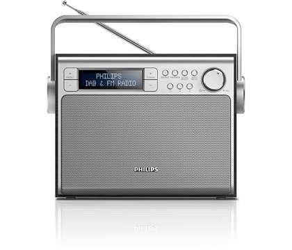 Tragbares Radio AE5020B/12 | Philips