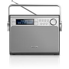 AE5020B/12 -    Bärbar radio