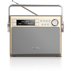 AE5020/12 -    Φορητό ραδιόφωνο
