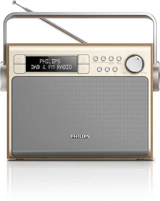 Odličan zvuk DAB+ radija bilo gdje