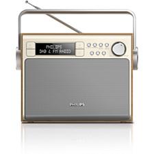 Radio en wekker