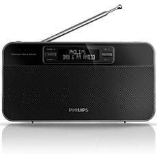 AE5200/05  Portable Radio