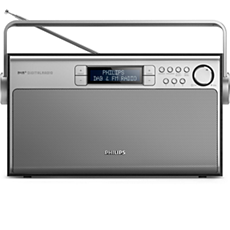 AE5220B/12  Přenosné rádio