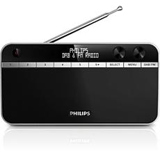 AE5250/12  Přenosné rádio